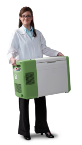 Corona Impfstoff Transport EWALD Innovationstechnik