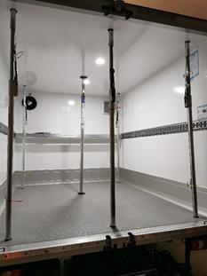 Kühlkammer / -zellen Prüfung
